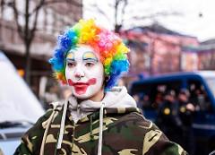 REACT: Quit Clownin' Around!