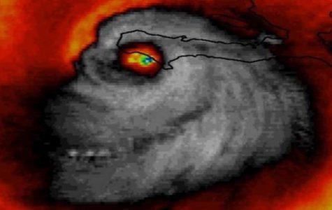 Hurricane Matthew: A Waking Nightmare