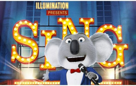 A clef-er movie – SING