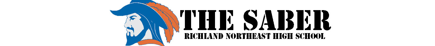 The Saber is the student run news site of Richland Northeast High School.  We strive to bring the students up to date content on things that may effect them around school and in their everyday life. We want to bring content that the students will enjoy on our website and social media.
