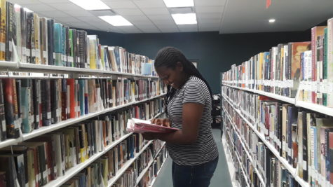 Nerd out! Go to the Richland Library